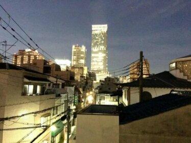 Osaka SAYURI Guesthouse-ABENO 201