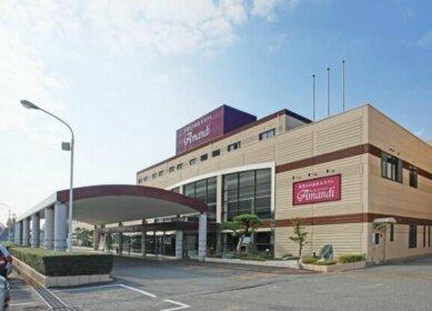 Sagayamato Onsen Hotel Amandi