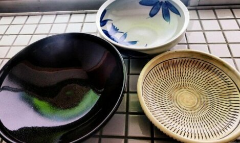 Traditional Japanese private house KUMANOYA
