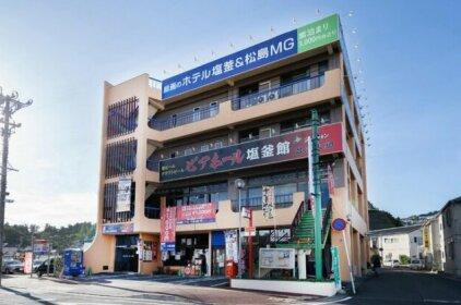 OYO Hotel Shiogama & Matsush ima
