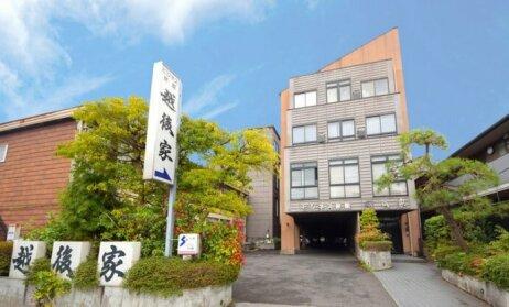 Business Ryokan Echigoya