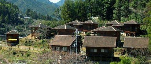 Kua House Kumano Hongu Bungalow