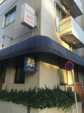 1 Br Vacation Apt Hip Location In Akasaka Ak0 W&E