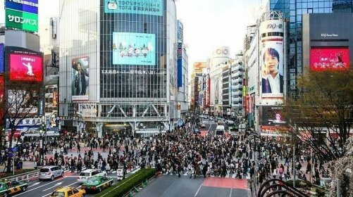 4 Minutes From Shibuya Station In The Heart Of Tokyo