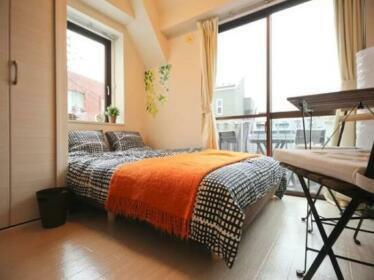 AH 1 Studio Apartment in Shinjuku YA1