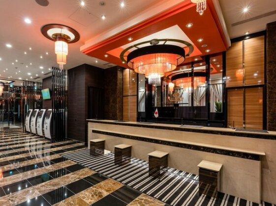 APA Hotel Shinagawa Sengakuji Eki-Mae- Photo5