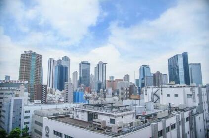 Center of SHINJUKU BRANDNEW flat for 9