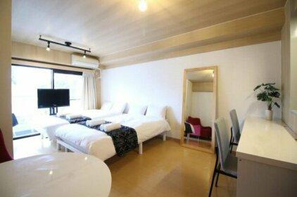 F apt 202 Mickey House SHIBUYA SHINJUKU