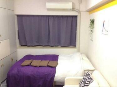 HP 1 Bedroom Cute Cozy Apartment near Shinjuku Station 544