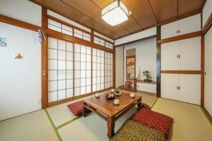 Japanese traditional house near UENO SKYTree and ASAKUSA
