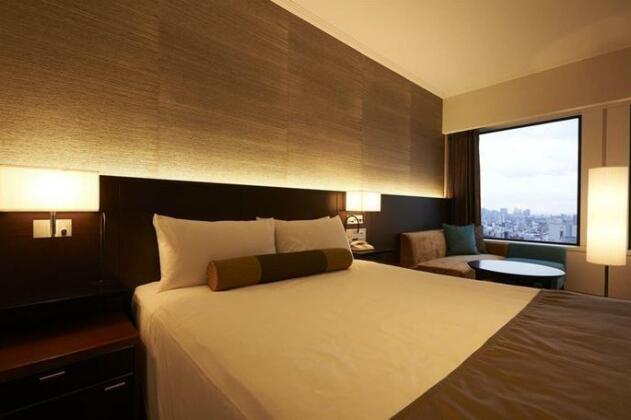 Keio Plaza Hotel Tokyo- Photo3