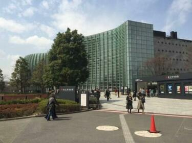 Roppongi -Akasaka -Tokyo Midtown 1