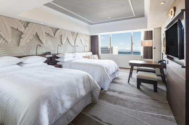 Sheraton Grande Tokyo Bay Hotel- Photo4