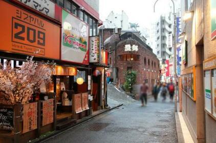 The heart of Shibuya 4min walk from sta