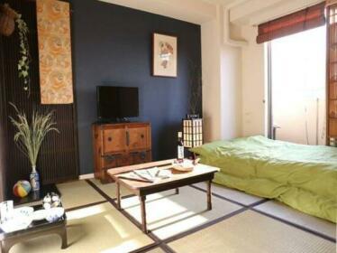VINTAGE JAPAN Private apartment near Shinjuku B