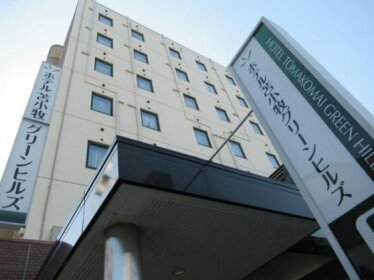 Tomakomai Green Hotel