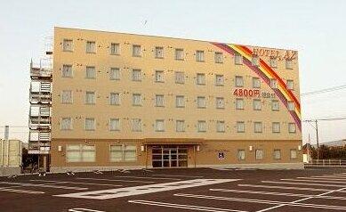 Hotel AZ Miyazaki Tsuno