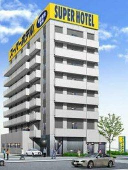 Super Hotel Saitama Wakoshi-Ekimae