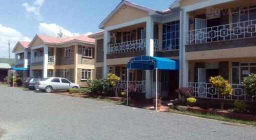 Thesha Place Hotel and Apartments