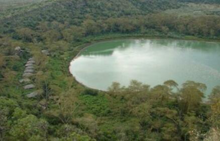 Crater Lake Naivasha