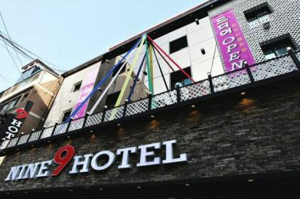 Bucheon NINE HOTEL 9