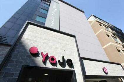 Hotel Yaja Bucheon Station