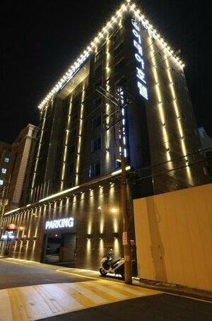 Le Idea Hotel Busan Station