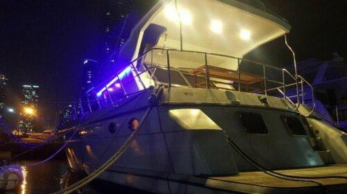 Marine City Club Yacht Stay
