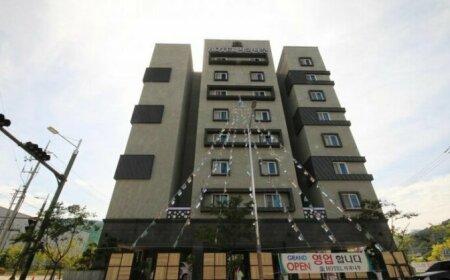 Hotel Apple Tree Changwon