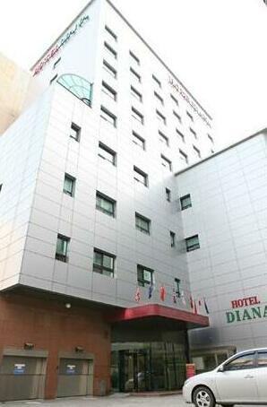 Gwangmyeong Diana Hotel