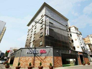 Bupyeong Fox Avenue Hotel