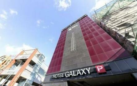 Hotel The Galaxy