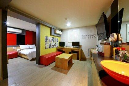Incheon Yonghyeon-dong CF Motel