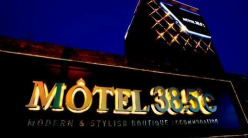 38 5 Motel