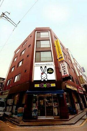 24 Guesthouse Seoul Jamsil