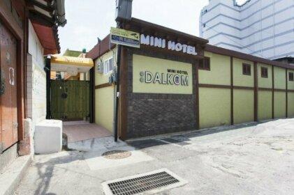 Mini Hotel Dalkom in Dongdaemun