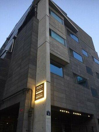 Hotel Gaden Biz
