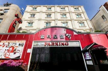 Tongyeong Multi Motel Rak