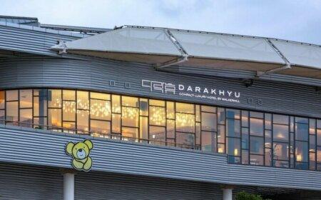 DARAKHYU Yeosu Capsule Hotel by WALKERHILL