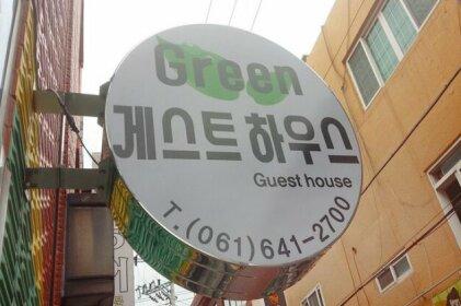 Green Guesthouse Yeosu