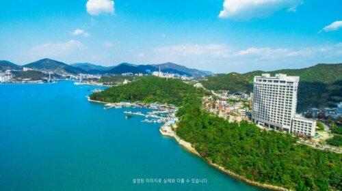 Ocean Hill Hotel Yeosu