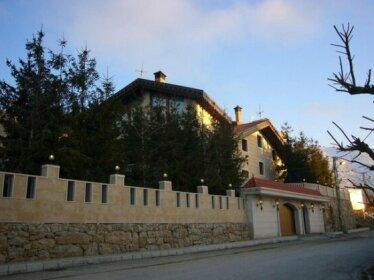 Faqra Palace