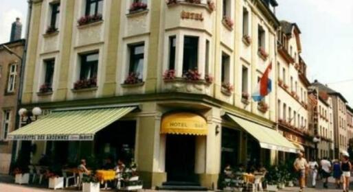 Hotel Des Ardennes Echternach