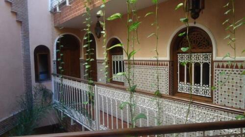 Hotel Atlas Marrakech