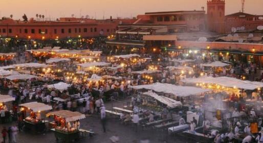 Riad Azul Marrakech