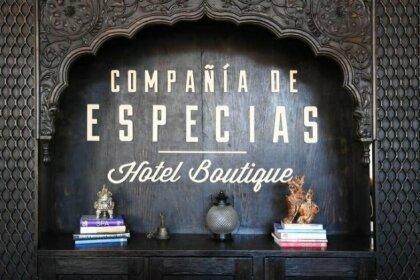 Hotel Boutique Compania de Especias