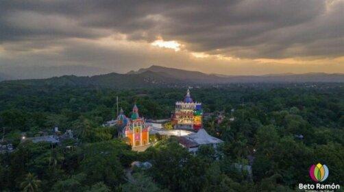 Mirador del Castillo Axtla de Terrazas
