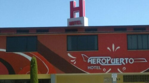 Hotel Aeropuerto Canaleja