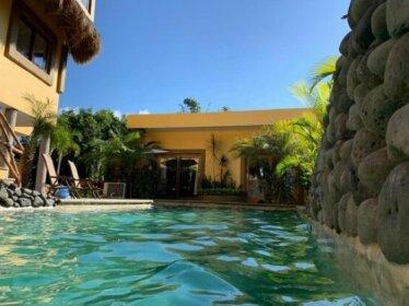 Cabanas-Villa Aloha Chacala