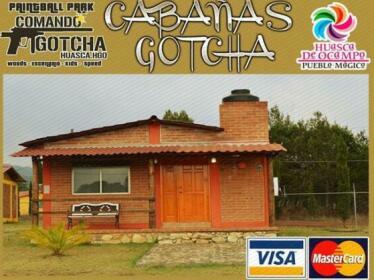 Cabanas Gotcha Huasca